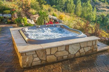 Barrie Area Hot Tub