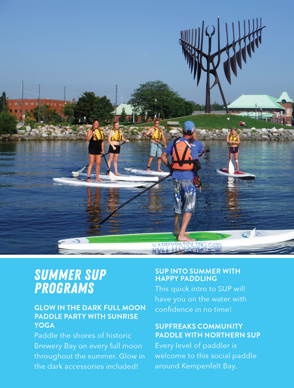 A Super Summer: Everything You Wanted to Know about Stand Up Paddle Boarding
