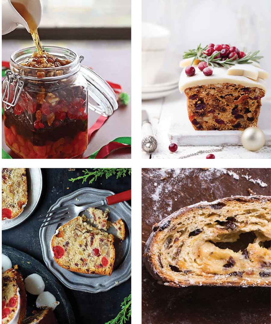 HOLIDAY FRUITCAKE: It can be done well…honest!