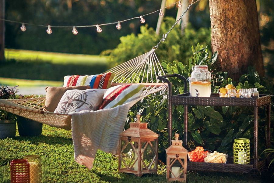 Backyard Garden Parties