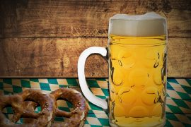 Oktoberfest 50th Anniversary Black Forest Inn restaurant in Hamilton