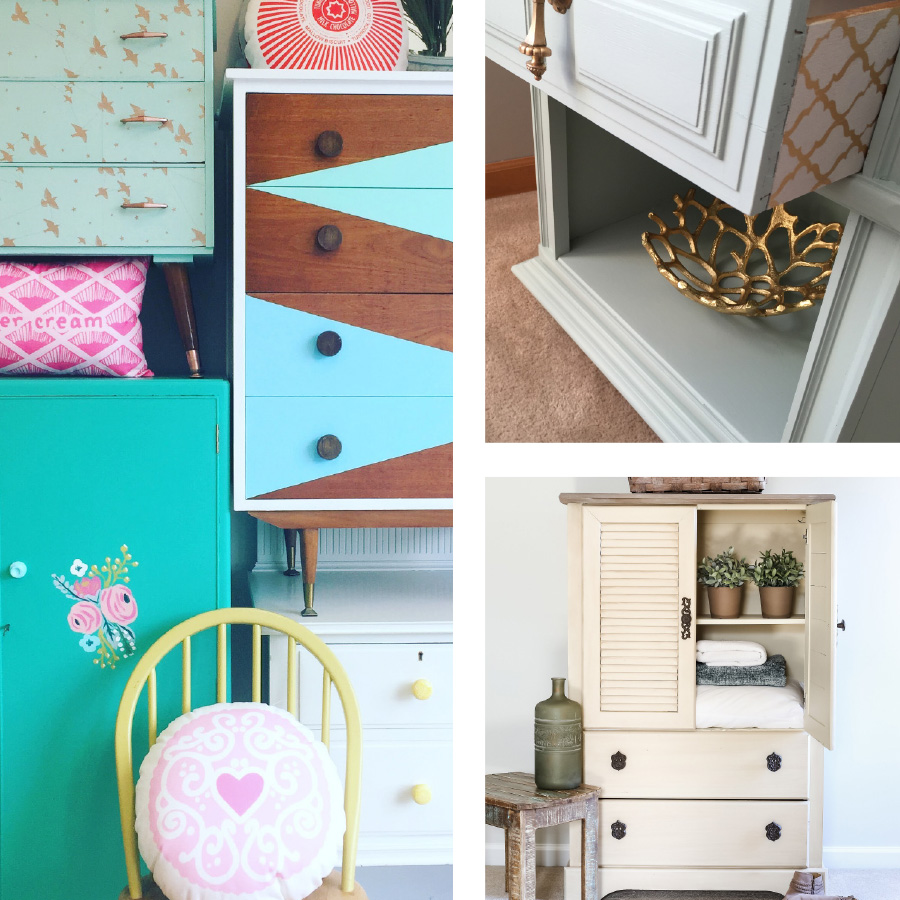 Transforming Old Treasures Into New Pleasures. More Reason to Jump on the Upcycling Trend.