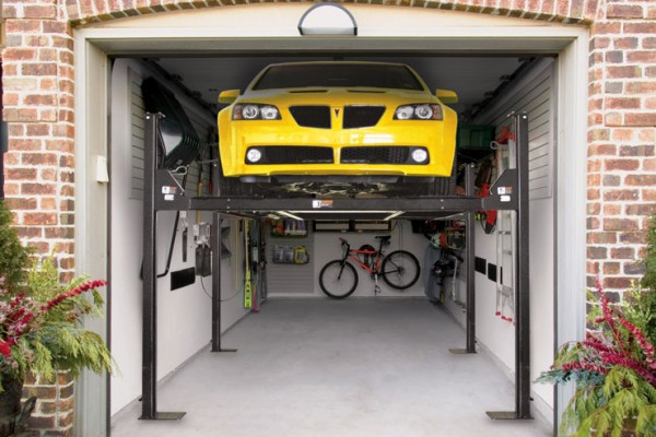 garage style the man cave goes modern look local