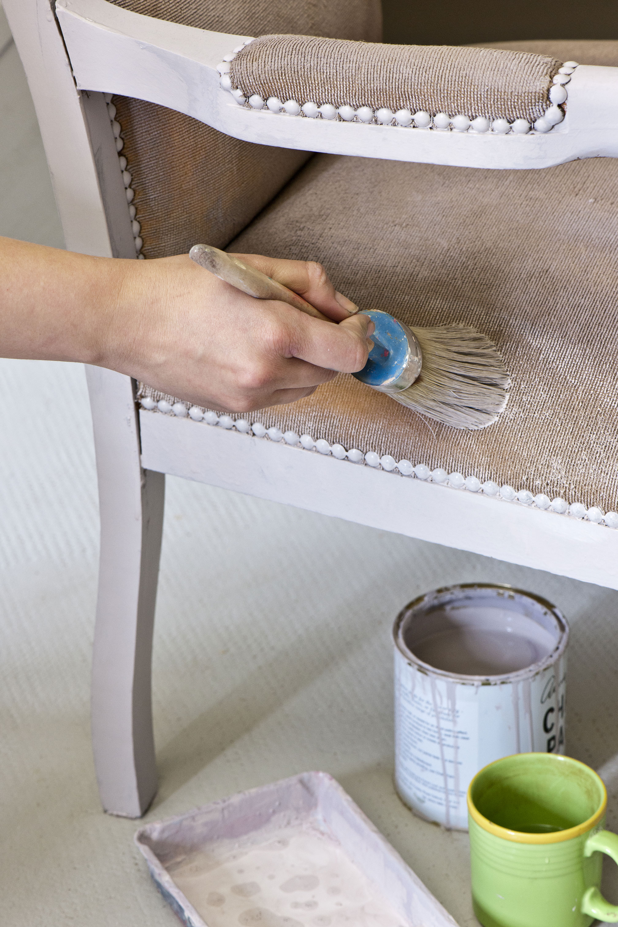 Chalk Paint Upholstery Reviews