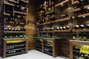 Celebrate The Cellar – Today's cellars are a blend of functionality and design
