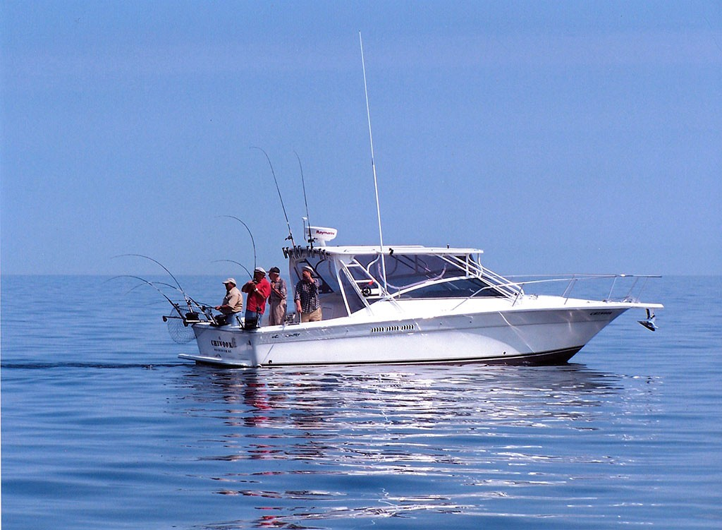 What floats your boat fishing charters and pleasure for Lake ontario salmon fishing charters