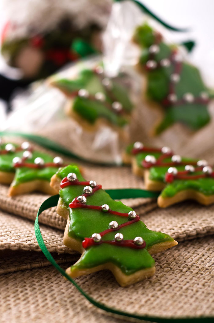 2013 11 20 Correale Almond Butter Christmas Tree Cookies Full Look