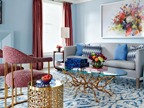 Thereu0027s A Range Of Choices For Popular Fabrics. Staci Edwards, Owner Of  Switch Studio In Oakville, Says Oversized Florals Are In; Theyu0027re Ideally  Suited To ...