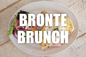 bronte oakville brunch breakfast