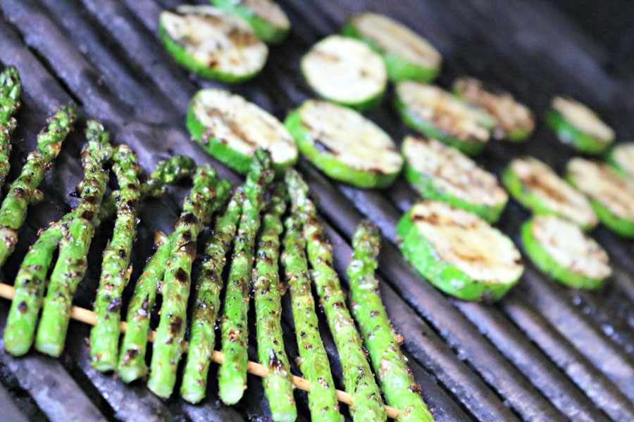 Summer Grilling Look Local