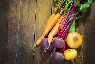 Root Veggies for Thanksgiving