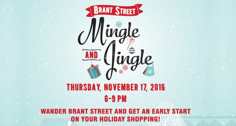 f8c1f791b Jingle   Mingle Downtown Burlington - Look Local - Oakville and ...