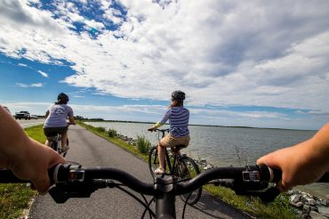 free bike tour of Burlington and Hamilton: Jane's Walk
