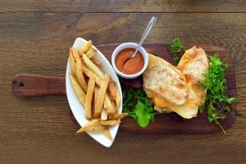 Celebrate National Grilled Cheese Day in Burlington & Oakville