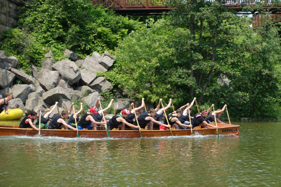 Burloak Dragon Boat