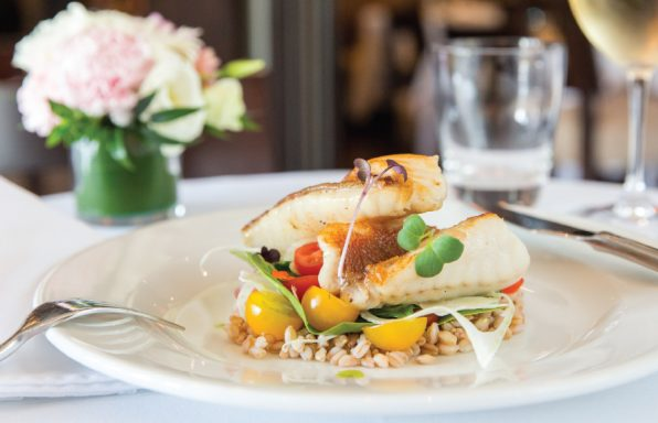 Pan Roasted Snapper