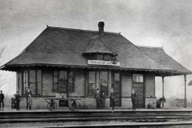 Freeman Station - Burlington