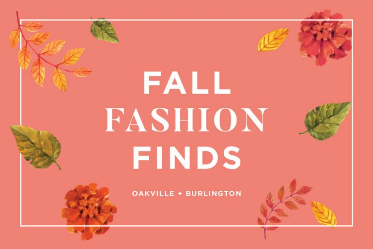 Fall Fashion Finds