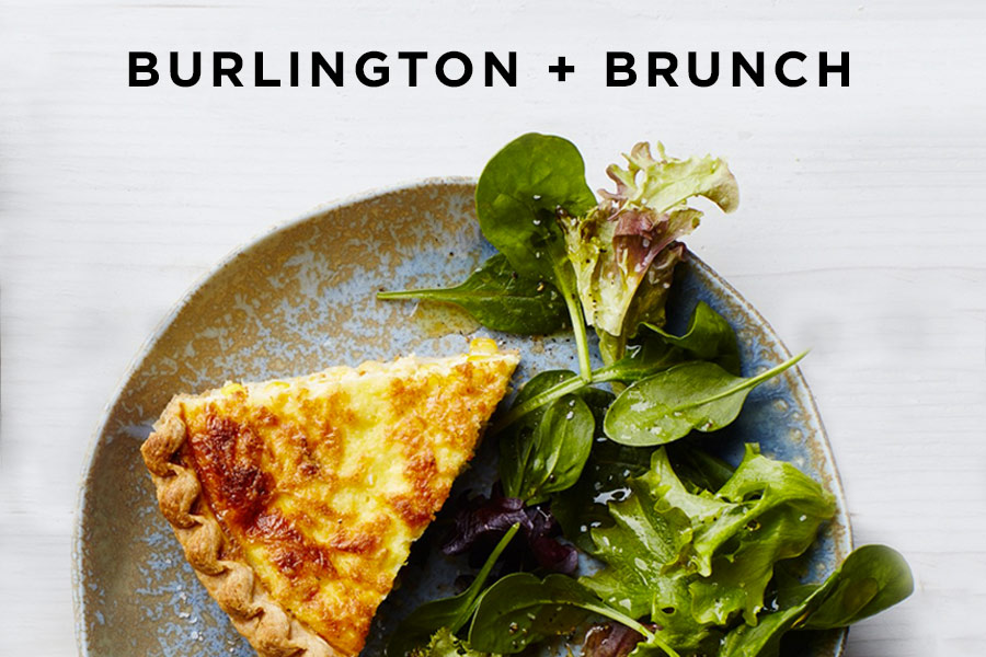burlington brunch