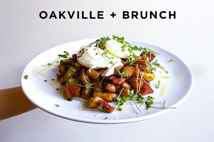 oakville brunch