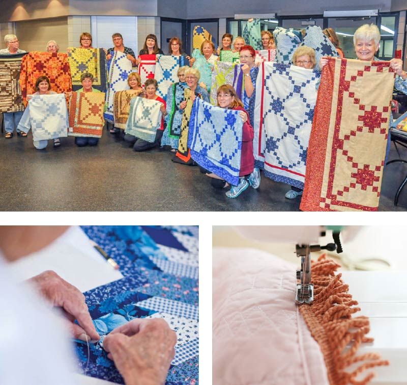 Local Quilters Guilds