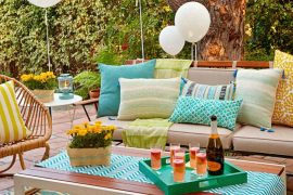 Backyard Entertaining