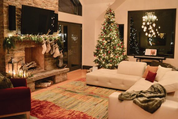 A Long Standing Holiday Tradition St Andrew S Christmas House Tour