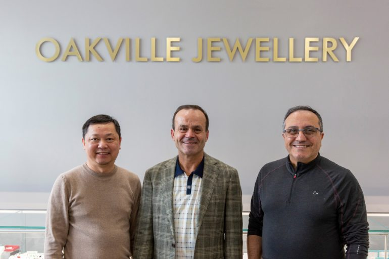 Oakville Jewellery