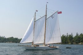 Oakville yacht racing