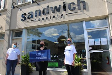 Sandwich Society Oakville