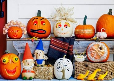 Downtown Oakville Halloween Pumpkin Pop-up