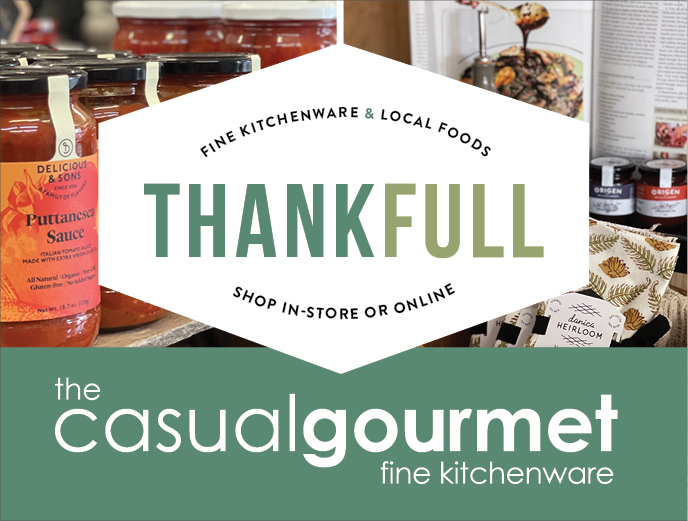The Casual Gourmet Fine Kitchenware